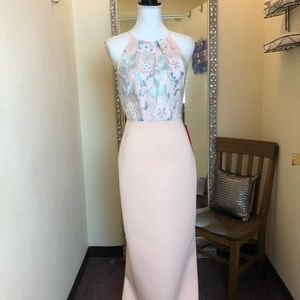 NWT Pink Prom Pageant Bridesmaid Dress